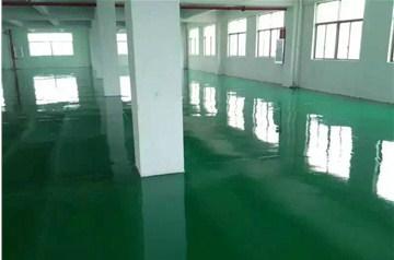 500平米厂房做环氧地坪需要多少用量的地坪漆?