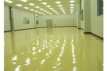 环氧树脂地坪漆施工有新规:5℃下不得施工