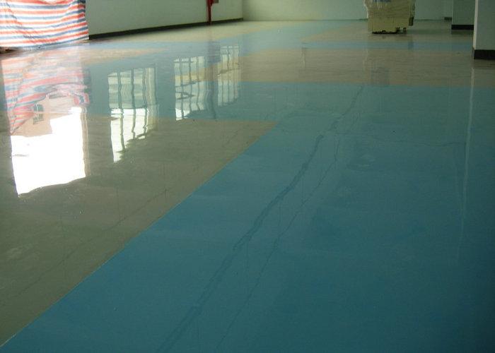 沧晟注重客户需求 打造优质环氧树脂地坪