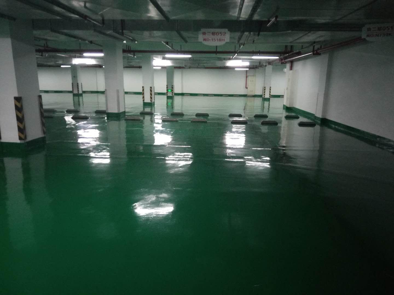 环保大检查促进水性环氧地坪漆厂家发展