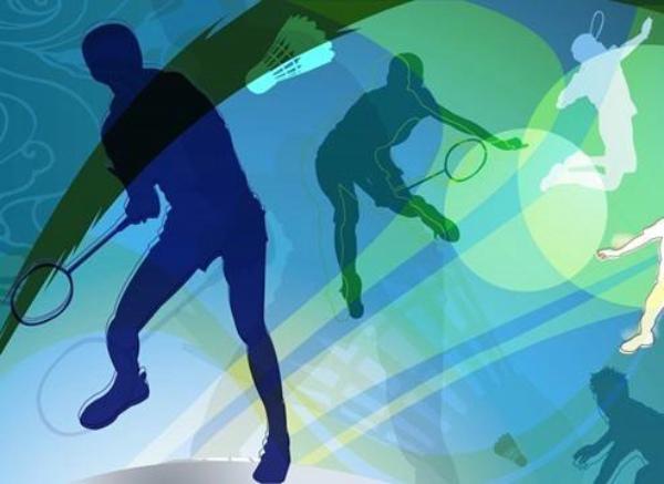 聚氨酯地坪羽毛球场给训练提供更好的体验