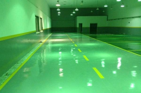 雨季环氧地坪漆施工应考虑到哪些地方?
