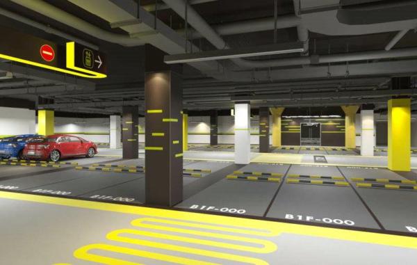 地下车库地坪漆能对车子停放起到什么保护作用?