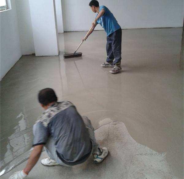 地坪涂装质量和环氧自流平施工工艺的关系