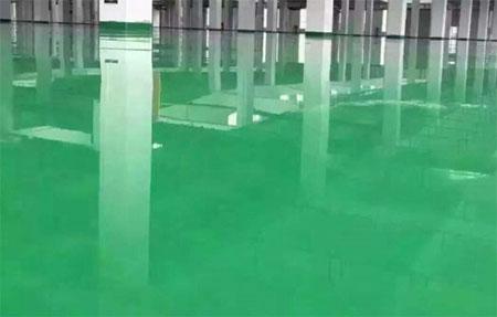 地坪环氧施工公司讲下室内涂装适合用什么地坪漆?