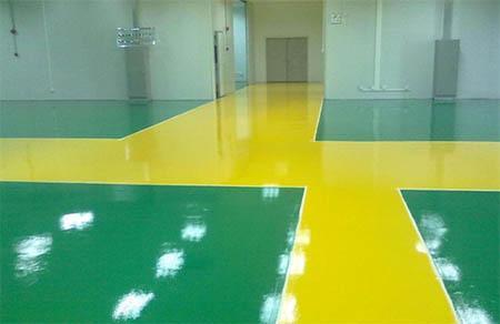 环氧地坪漆的耐磨性能是怎么检测的?