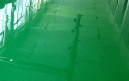 地坪漆在冬季气温偏低的情况下施工要注意什么?