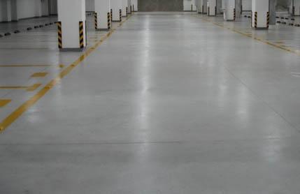 环氧树脂地坪漆底漆的主要作用有哪些?