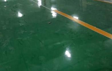 环氧树脂地坪漆常见的质量问题有哪些?