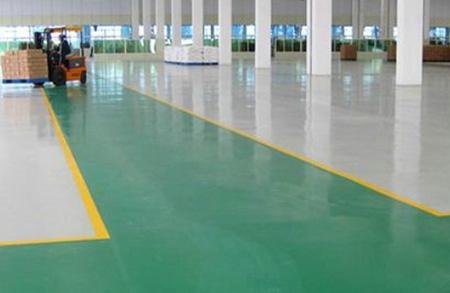 工业厂房地坪如何选择适合需求的地坪材料 ?