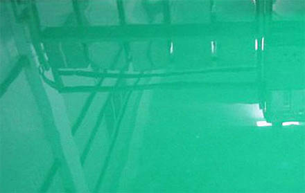 地坪漆施工常见几种基础地面处理方法