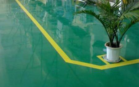 环氧地坪漆地面潮湿的原因跟处理方法是什么?
