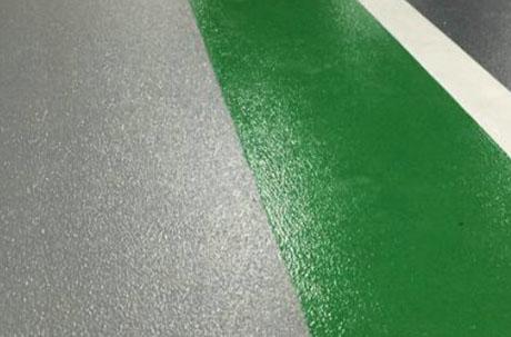 环氧树脂砂浆地坪漆难于调色的原因是什么?