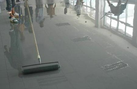 对于破损程度不同的地坪翻新工序有什么区别?