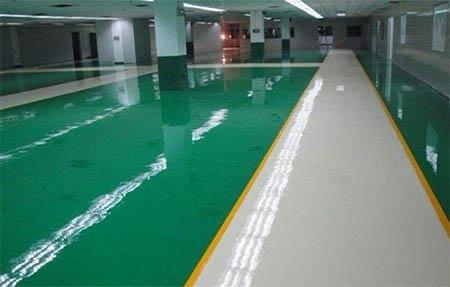 耐磨地坪漆在涂刷时要注意哪些事项?