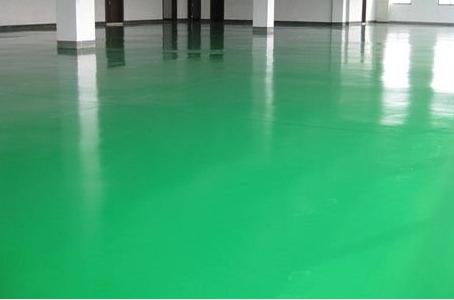 环氧防腐地坪漆的地坪施工工艺有哪些?