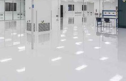 工厂车间地坪漆要如何选择?有什么优点?