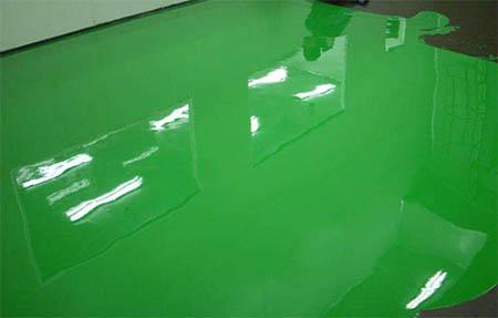 简单讲下环氧树脂地坪漆的基础知识