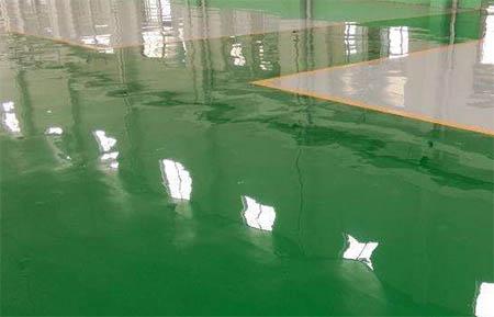 环氧地坪涂料如何使用?环氧地坪涂料有毒吗?