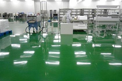 工厂车间地坪要如何选择?混凝土密封固化剂是否适用?