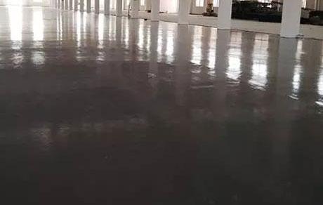 厂房使用环氧地坪漆的好处