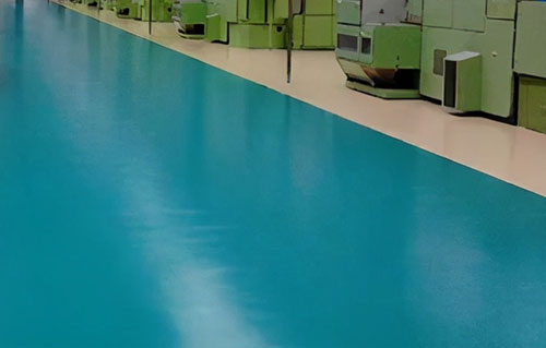 防水聚氨酯地坪出现气孔、起泡的主要原因