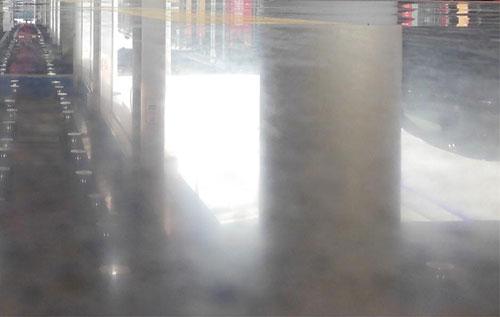 打造高质量的固化地坪要注意些什么?