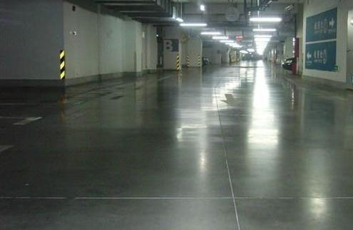 混凝土固化剂地坪的优势有哪些?