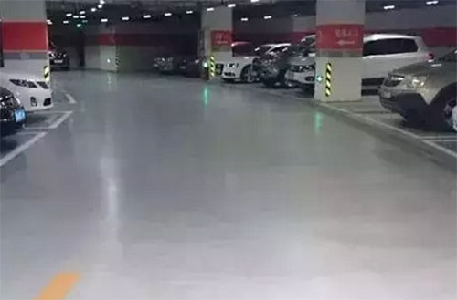 地下停车场混凝土密封固化剂地坪养护小技巧