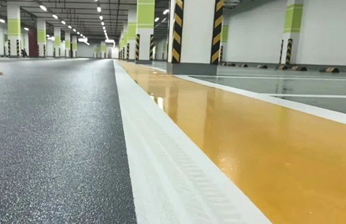 耐磨地面养护细节及耐磨地面的施工方法