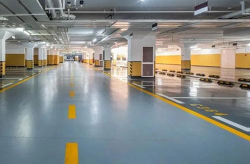 阴雨天地坪漆施工会出现的状况及处理方法